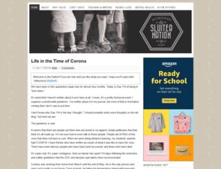 sluiternation.com screenshot