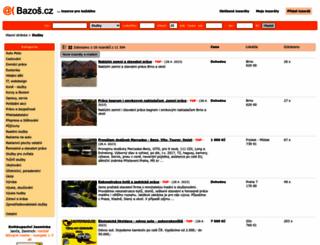 sluzby.bazos.cz screenshot