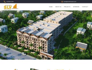 slvdevelopers.com screenshot