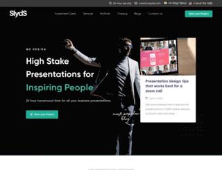 slyds.com screenshot