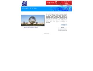 sm-shoemart.com screenshot