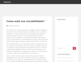 smaack.com.br screenshot