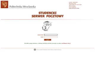 smail.pwr.wroc.pl screenshot