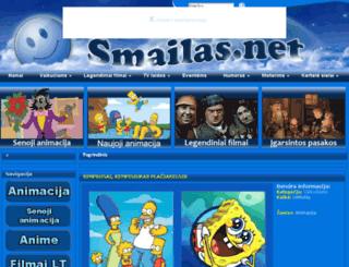 smailas.net screenshot