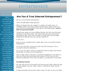 small-business-internet-entrepreneur.com screenshot