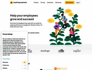 small-improvements.com screenshot
