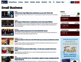 smallbusiness.foxbusiness.com screenshot