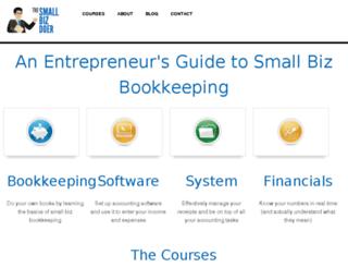 smallbusinessdoer.com screenshot