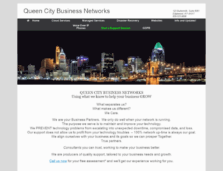 smallbusinessnetworking.com screenshot