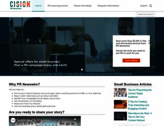 smallbusinesspr.com screenshot