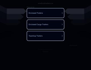 smallcartrailers.us screenshot