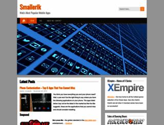 smallerik.com screenshot