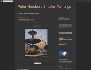 smallerpaintings.com screenshot
