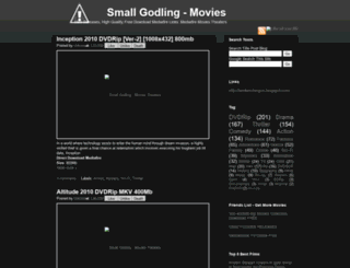 smallgodling.blogspot.com screenshot