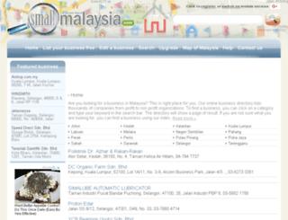 smallmalaysia.com screenshot