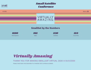 smallsat.org screenshot