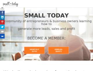 smalltoday.com screenshot