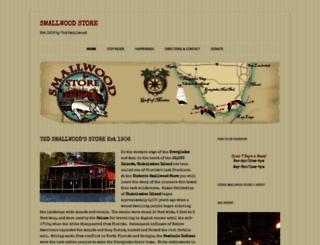 smallwoodstore.com screenshot