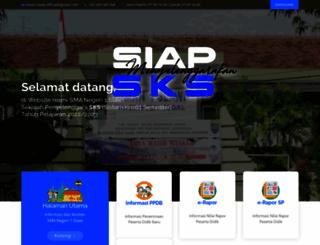sman1slawi.sch.id screenshot