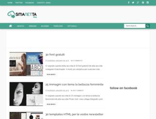 smanettablog.blogspot.com screenshot