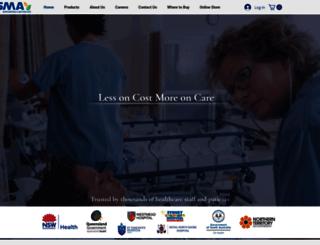 smaonline.com.au screenshot