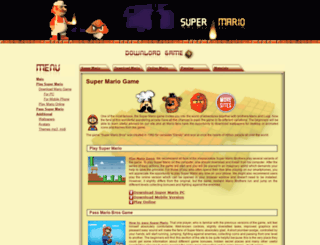 smariogame.com screenshot
