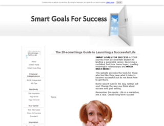 smart-goals-for-success.com screenshot