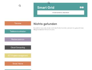 smart-grid-21.de screenshot