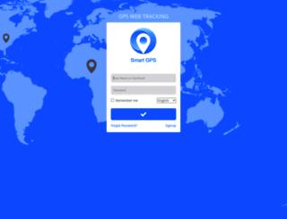 smart-tracking.com screenshot