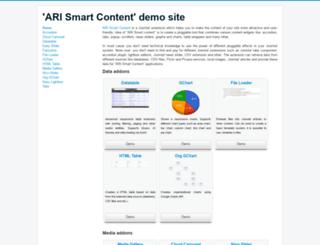 smart.ari-soft.com screenshot