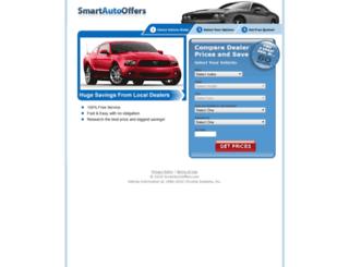 smartautooffers.com screenshot