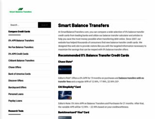 smartbalancetransfers.com screenshot