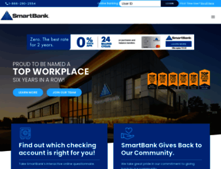smartbank.net screenshot