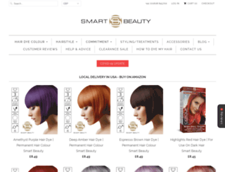 smartbeauty.eu screenshot