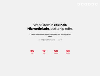 smartbilisim.com.tr screenshot