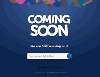smartbizcyber.com screenshot