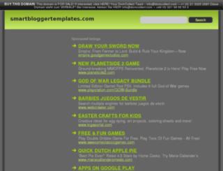 smartbloggertemplates.com screenshot