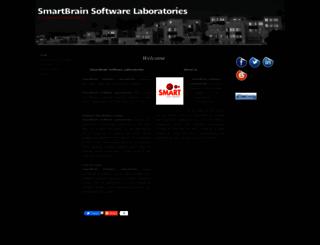 smartbrainsoft.webs.com screenshot