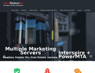 smartbusinessbay.com screenshot