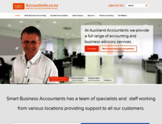 smartbusinesscentre.co.nz screenshot