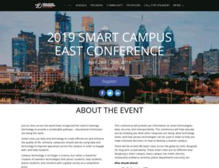 smartcampus-east.com screenshot