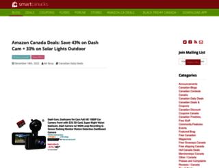 smartcanucks.ca screenshot