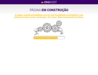 smartcardsolutions.com.br screenshot