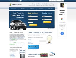 smartcarfinder.com screenshot