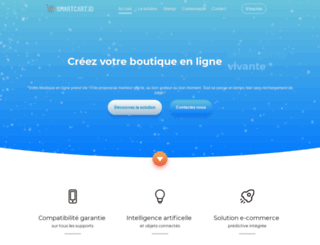 smartcart.io screenshot