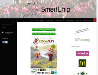 smartchip.es screenshot
