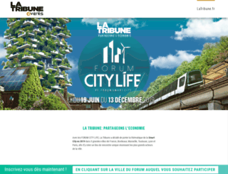 smartcity.latribune.fr screenshot