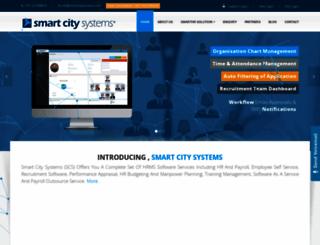 smartcitysystems.com screenshot