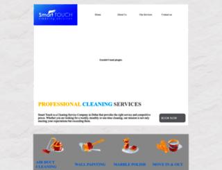 smartcleaningdubai.com screenshot