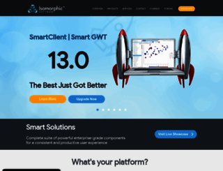smartclient.com screenshot